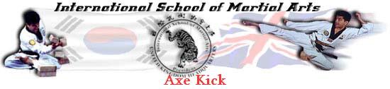 Axe Kick: Vohra Martial Arts - offering International