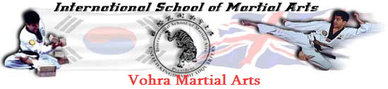 Vohra Martial Arts